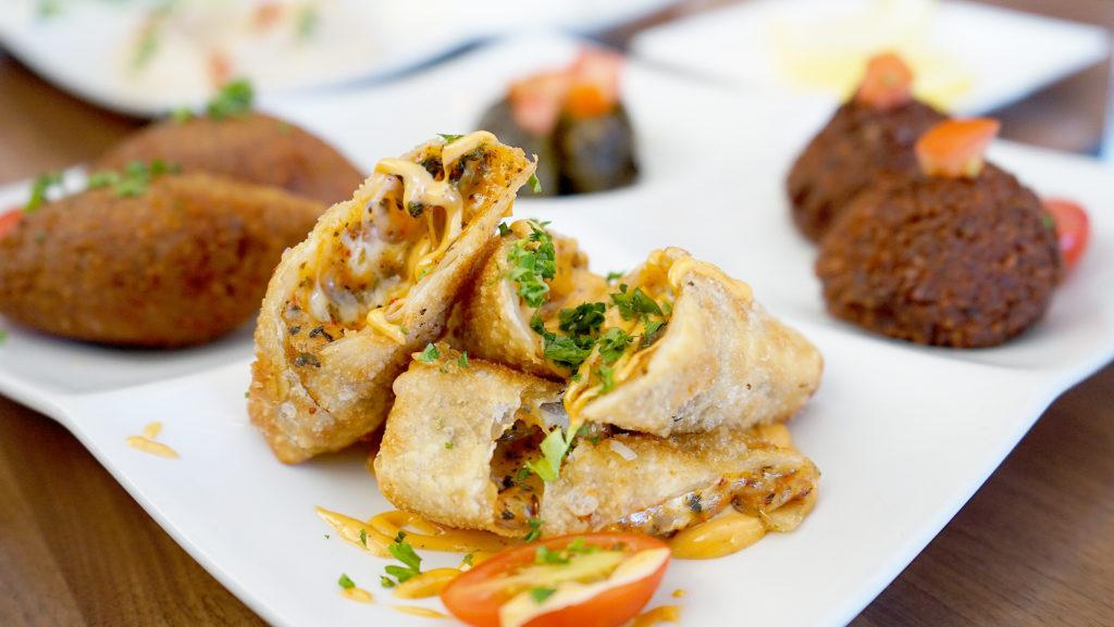 Mediterranean Venezuelan S Food